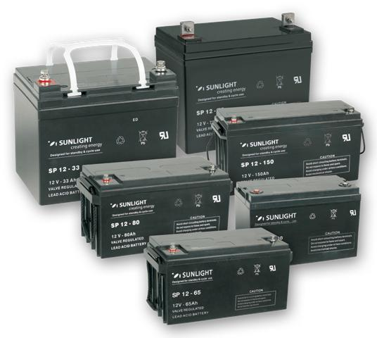 Baterii UPS