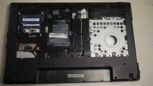 bottom case