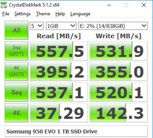 SSD se remarca prin viteza dar si posibilitatea de conectarea SATA