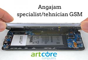 Artcore Computers angajeaza specialist / tehnician GSM